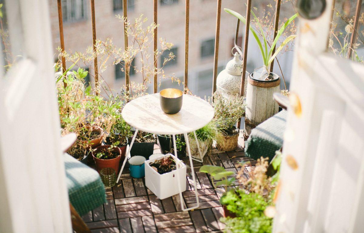 Comment aménager son balcon ?