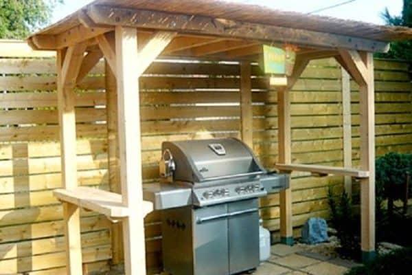 Abri de barbecue : l'équipement indispensable à avoir!