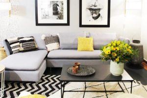 Comment décorer son salon à moindre frais ?