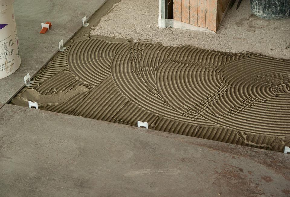 Comment carreler un sol de garage ?