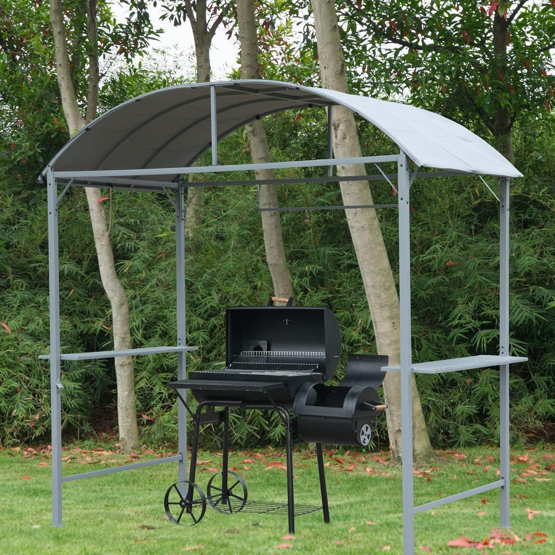 abri de barbecue