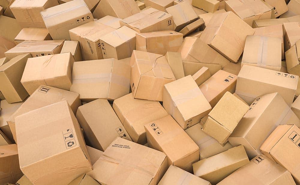 Cartons déménagement gratuits : où peut-on en trouver ?