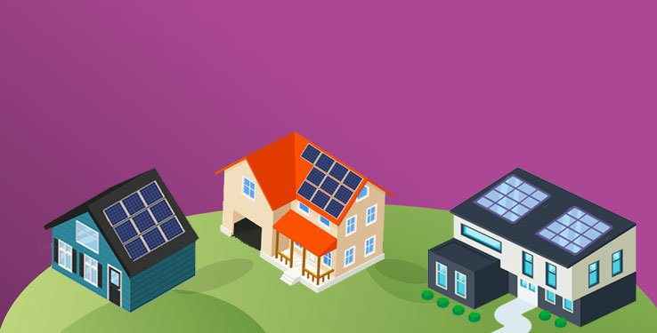 Pourquoi Place T-ON les panneaux photovoltaïques sur le toit ?
